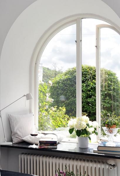 Уютное место в доме: window seat