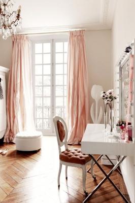 Квартира в французском стиле.