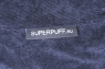 Кресло мешок груша XXL Dark Blue Velvet