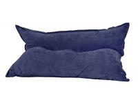 Кресло подушка Dark Blue Velvet