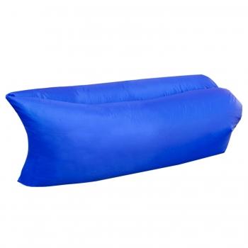 Ламзак (надувной диван) Blue