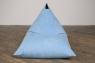 Треугольный пуф Blue Lagoon