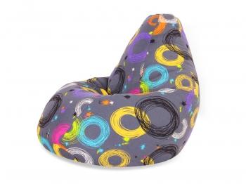 Кресло мешок груша XL Circle