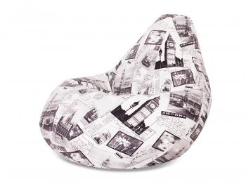 Кресло мешок груша XXL London