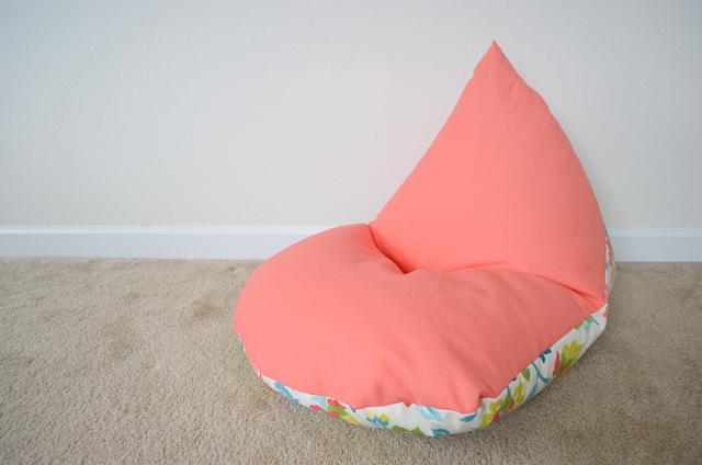 Кресло для ребёнка своими руками 25