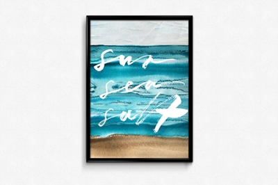Скачайте новые морские постеры