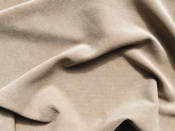 Ткань для кресла мешка Beige Velvet