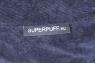Кресло подушка Dark-Blue Velvet темно-синее