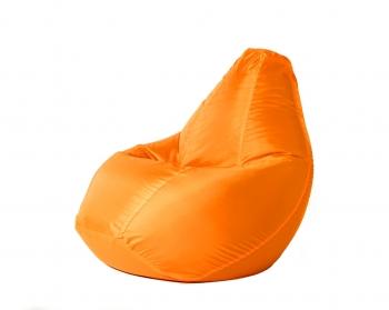 Кресло мешок груша L Oksford Orange