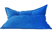 Кресло подушка Blue Velvet синее