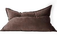 Кресло подушка Brown Velvet