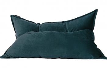 Кресло подушка Dark-Turquoise Velvet
