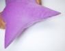 Подушка звезда Purple Velvet