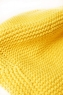 Вязаный пуф Yellow желтый