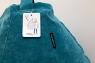 Кресло мешок L Turquoise Velvet бирюзовый