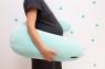 Подушка для беременных Mint Velvet мятная