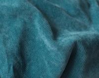 Ткань для кресла мешка Turquoise Velvet