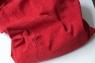 Кресло мешок L Red Velvet красный