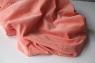 Кресло груша XL Peach Velvet персиковый