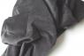 Подушка звезда Gray Velvet темно-серая