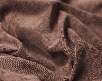 Ткань для кресла мешка Brown Velvet