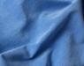 Кресло подушка Light Blue Velvet голубое