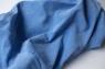 Кресло мешок XL Light-Blue Velvet