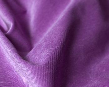 Ткань для кресла мешка Purple Velvet