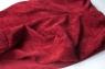 Кресло мешок L Bordo Velvet красный