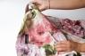 Кресло мешок XXL Flowers