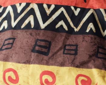 Ткань для кресла мешка Africa