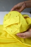 Кресло мешок L Oksford Yellow желтое
