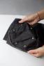 Кресло мешок L Oksford Black черное