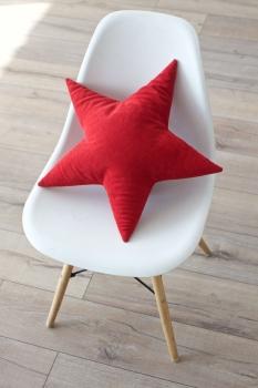 Подушка звезда Red Velvet