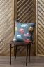 Декоративная подушка Mini Cooper машинки