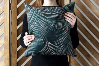 Декоративная подушка Tropics