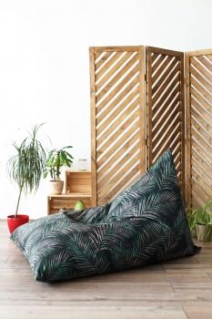 Треугольное кресло Velour Tropics