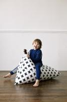Треугольный пуф детский Iceland