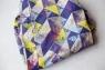 Кресло мешок XXL Diamonds Violet