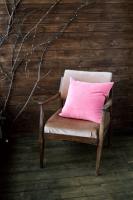 Декоративная подушка Fuxia Velvet
