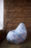 Кресло мешок XL Carpet Blue