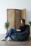 Кресло груша XL Tropics тропики
