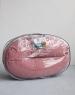Подушка для беременных Pink Velvet розовая
