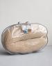 Подушка для беременных Coffee and milk Velvet бежевая