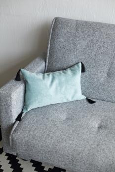Подушка декоративная Velour Mint