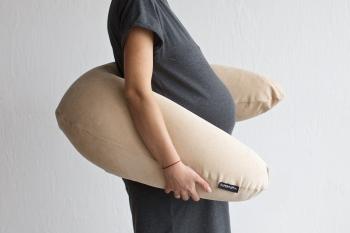 Подушка для беременных Coffee and milk Velvet