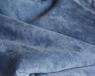 Кресло подушка Gray-Blue Velvet серо-голубое