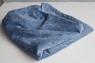 Кресло мешок L Gray-Blue Velvet серо-голубое