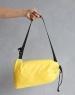 Ламзак (надувной диван) Yellow