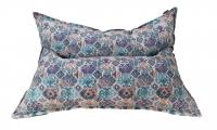 Кресло подушка Carpet Blue